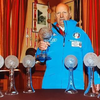Alberto Corsi vince la 13ª Coppa del Mondo di sci - Master