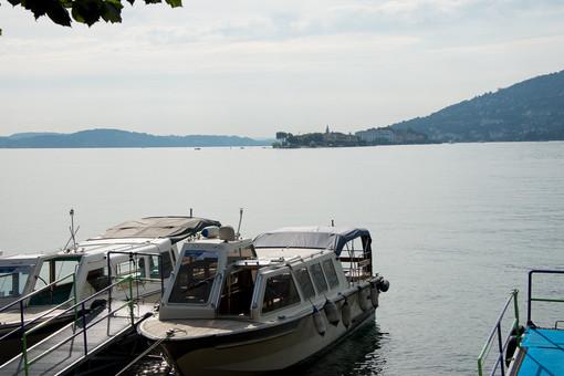 Baveno, riapre la parte a lago del parco di Villa Fedora