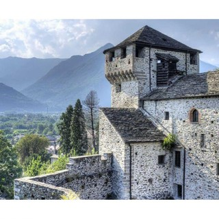 Il Castello di Vogogna si trasformerà nella Scuola di Hogwarts