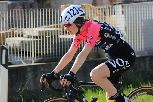 Francesca Barale sfiora il podio agli europei di ciclismo