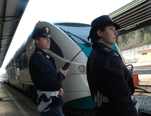 La Polfer intensifica i controlli: 18 arresti e 135 indagati