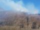 Tornano a bruciare i boschi sopra Ornavasso