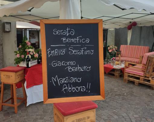 Ornavasso, nuova iniziativa benefica al Rapulè: raccolti 1.000 euro