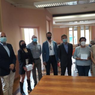 Lions Club: donate apparecchiature di ultima generazione a due persone ipovedenti