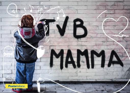 Poste Italiane dedica due cartoline filateliche alla Festa della Mamma