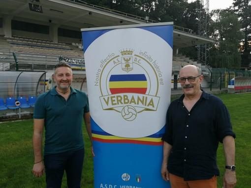 Nella Foto da sinistra Jacopo Anessi e Giancarlo Pizzardi