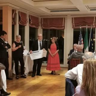 Dal Lions Verbania 10mila euro a sostegno dell'Emporio dei Legami