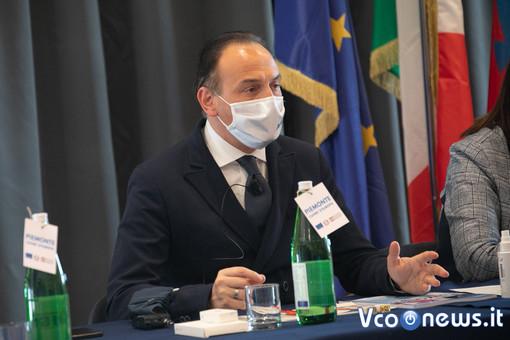 """Il Piemonte migliora, Cirio: """"Zona arancione dalla prossima settimana, Speranza mi ha detto da martedì"""". VIDEO"""