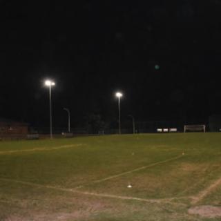 Stadio di Cireggio: semaforo verde per il nuovo impianto di illuminazione