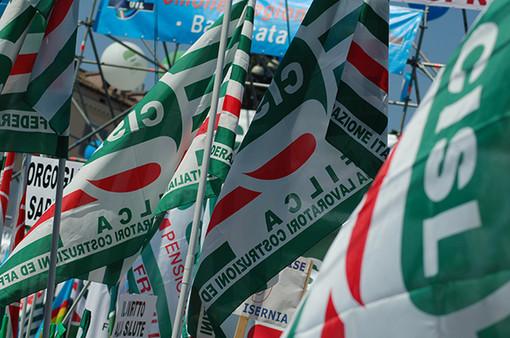 Solidarietà alla Cgil dalla segretaria generale della Cisl Piemonte Orientale Elena Ugazio