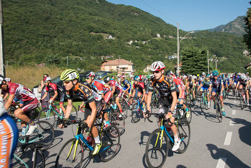 Ciclismo, Fomarco tiene a battesimo i campionati provinciali