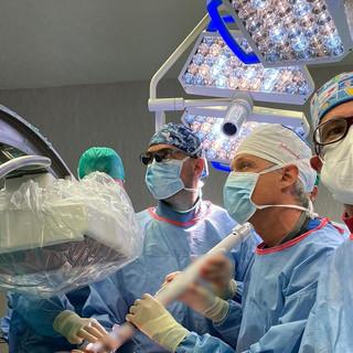 Nuovo intervento all'avanguardia per l'equipe del cardiochirurgo di origini ossolane Andrea Audo