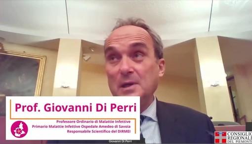 """Vaccini covid, Di Perri: """"Priorità agli over 60 per tenere sotto controllo il numero dei ricoveri"""""""
