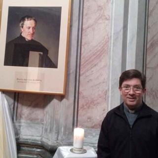 I Rosminiani ricordano l'anniversario dell'arrivo del beato Rosmini al Calvario