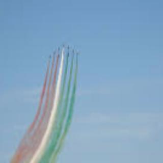 Arona, rinviata in autunno l'esibizione delle Frecce Tricolori