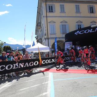 Giro d'Italia, domani la Carovana Rosa arriva nel Vco