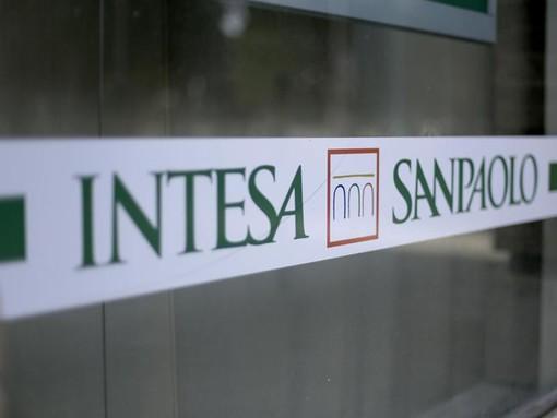Intesa San Paolo chiuderà la filiale di Crusinallo
