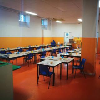 Omegna, multata dal Comune l'azienda che gestisce il servizio mensa scolastico