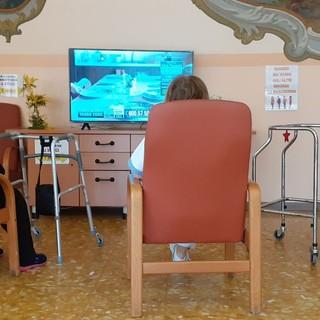 Casa di Riposo Muller, donazioni e gesti di vicinanza verso ospiti ed operatori da associazioni e famigliari