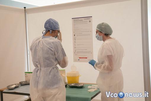 Covid, 0ltre 25mila le persone vaccinate ieri in Piemonte