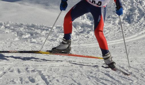 Sci nordico: a Tarvisio il cielo e' tutto per il comitato Fisi Alpi Centrali Gemma Nani e Gabriele Matli campioni italiani allievi