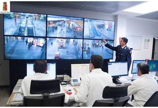 Controlli straordinari della Polfer: 983 persone controllate, 4 indagate e 7 multate