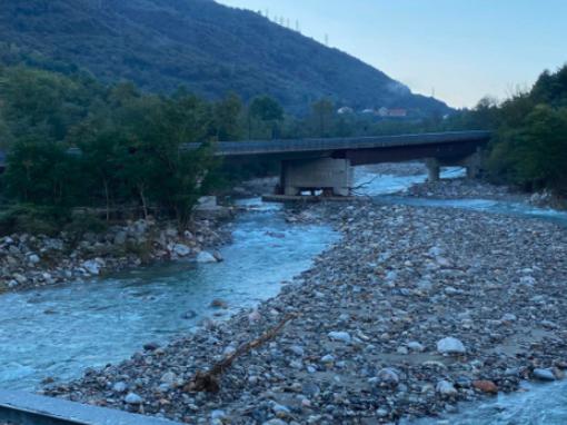 Tangenziale di Omegna, critica la situazione del viadotto tra lo svincolo di Casale e Verta