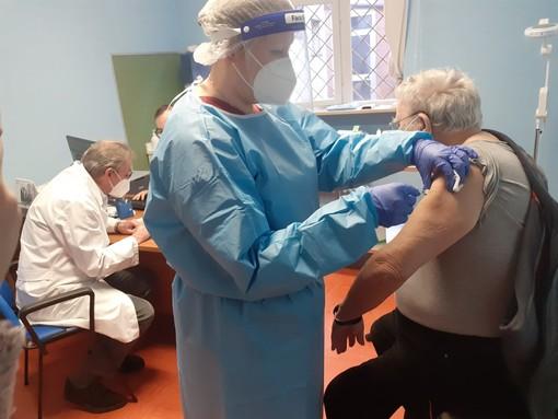 Partita la campagna vaccinale a Verbania FOTO
