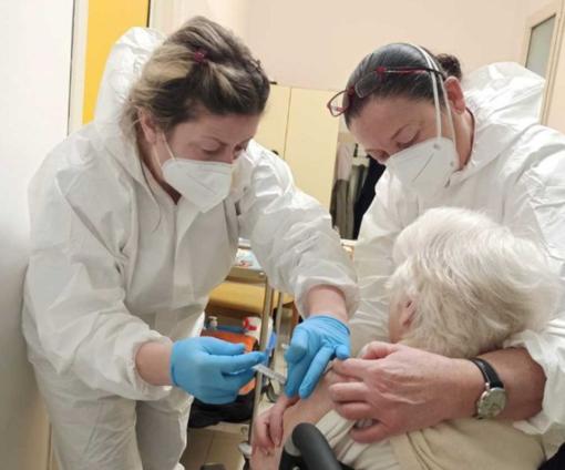 Venerdì vaccinate in tutto il Piemonte 42.131 persone