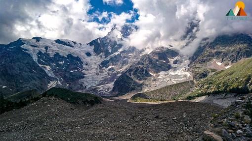 Un itinerario ai piedi del Monte Rosa